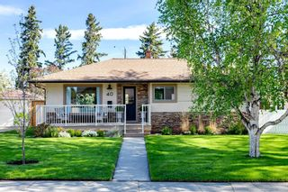 Main Photo: 40 Grafton Drive SW in Calgary: Glamorgan Detached for sale : MLS®# A1131092