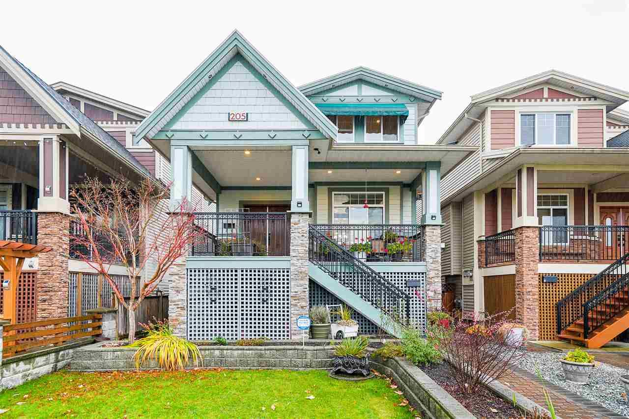 """Main Photo: 205 PHILLIPS Street in New Westminster: Queensborough House for sale in """"Queensborough"""" : MLS®# R2520483"""