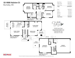 """Photo 40: 93 9088 HALSTON Court in Burnaby: Government Road Townhouse for sale in """"Terramor"""" (Burnaby North)  : MLS®# R2503797"""