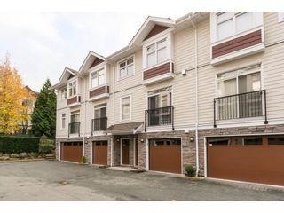 "Photo 2: 7 2689 PARKWAY Drive in Surrey: King George Corridor Townhouse for sale in ""Allure"" (South Surrey White Rock)  : MLS®# R2221901"