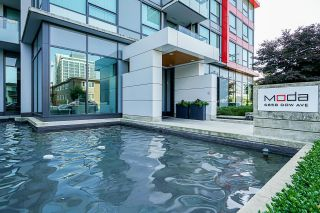 """Photo 2: 802 6658 DOW Avenue in Burnaby: Metrotown Condo for sale in """"MODA"""" (Burnaby South)  : MLS®# R2602732"""