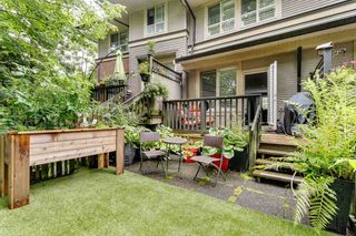 """Photo 34: 45 100 KLAHANIE Drive in Port Moody: Port Moody Centre Townhouse for sale in """"INDIGO"""" : MLS®# R2472621"""