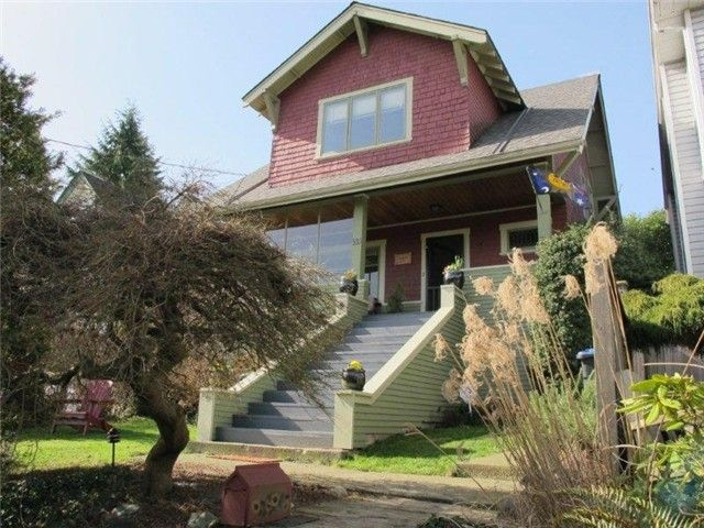 Main Photo: 335 BLAIR Avenue in New Westminster: Sapperton House for sale : MLS®# V994720
