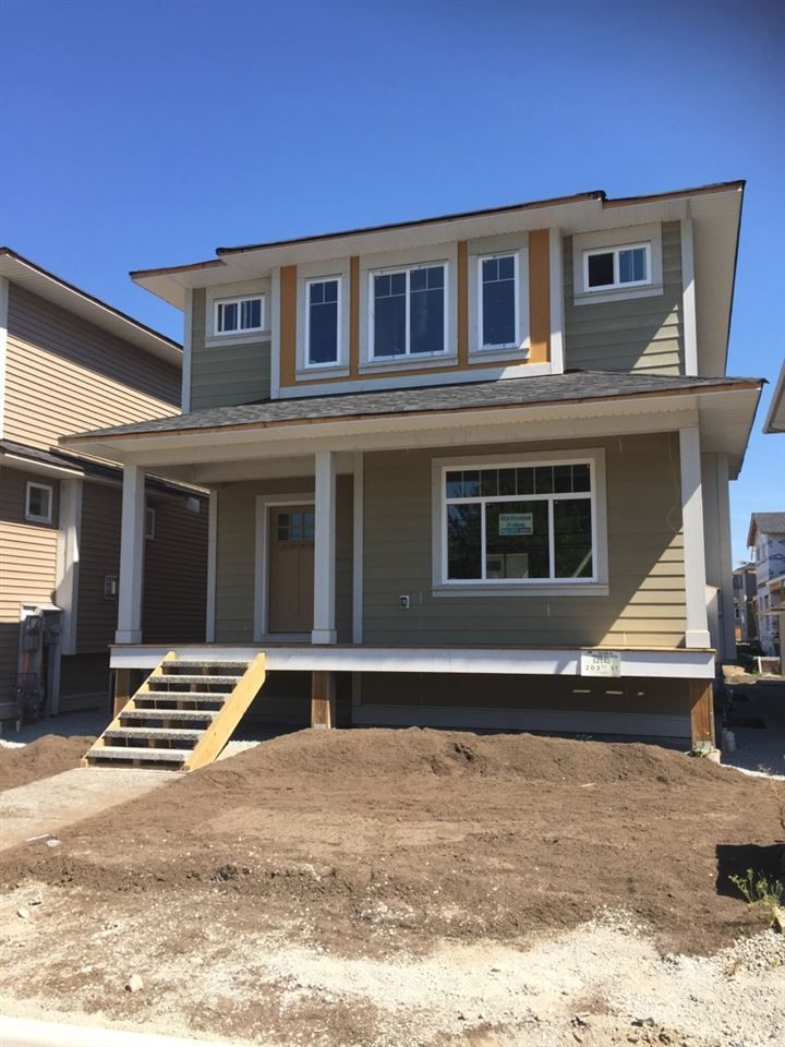 Main Photo: 12142 203 Street in Maple Ridge: Northwest Maple Ridge House for sale : MLS®# R2086156