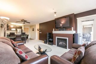 "Photo 8: 322 700 KLAHANIE Drive in Port Moody: Port Moody Centre Condo for sale in ""BOARDWALK"" : MLS®# R2039030"