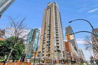 Photo 1: 1605 1308 HORNBY Street in Vancouver: Downtown VW Condo for sale (Vancouver West)  : MLS®# R2523789