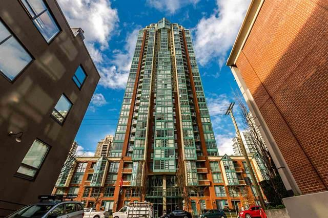 Main Photo: 406 939 Homer Street in Vancouver: Yaletown Condo for sale (Vancouver West)  : MLS®# R2238757