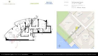 Photo 13: 1501 1383 MARINASIDE CRESCENT in Vancouver: Yaletown Condo for sale (Vancouver West)  : MLS®# R2195736