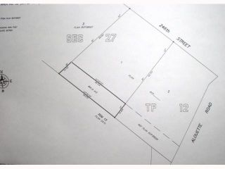 Photo 2: 12925 246TH Street in Maple Ridge: Websters Corners Land for sale : MLS®# V814105