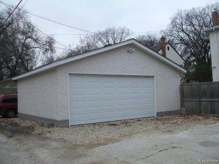 Photo 19: 156 Lawndale Avenue in WINNIPEG: St Boniface Residential for sale (South East Winnipeg)  : MLS®# 1324380