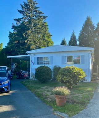 Photo 2: 206 1840 160 Street in Surrey: King George Corridor Manufactured Home for sale (South Surrey White Rock)  : MLS®# R2475494