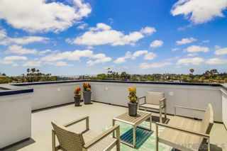Photo 62: HILLCREST Townhouse for sale : 3 bedrooms : 160 W W Robinson Ave in San Diego
