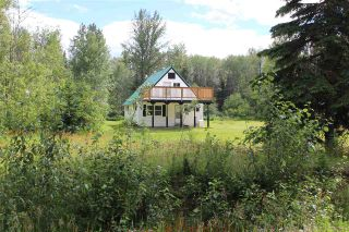 Photo 1: 7425 SALMON VALLEY Road in Prince George: Salmon Valley House for sale (PG Rural North (Zone 76))  : MLS®# R2331179