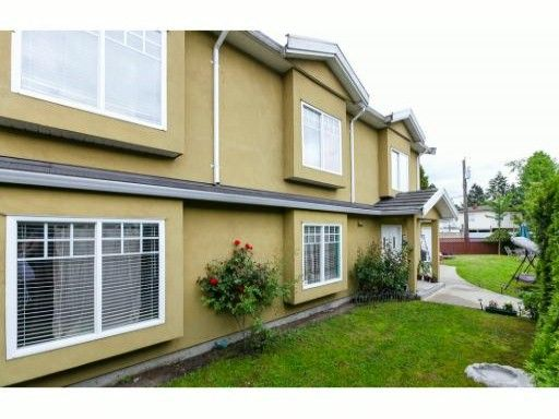 Main Photo: 3028 KNIGHT Street in Vancouver: Grandview VE 1/2 Duplex for sale (Vancouver East)  : MLS®# V1009677