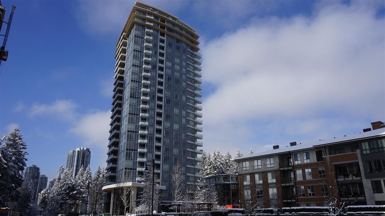 """Main Photo: 2709 3093 WINDSOR Gate in Coquitlam: New Horizons Condo for sale in """"THE WINDSOR BY POLYGON"""" : MLS®# R2340813"""