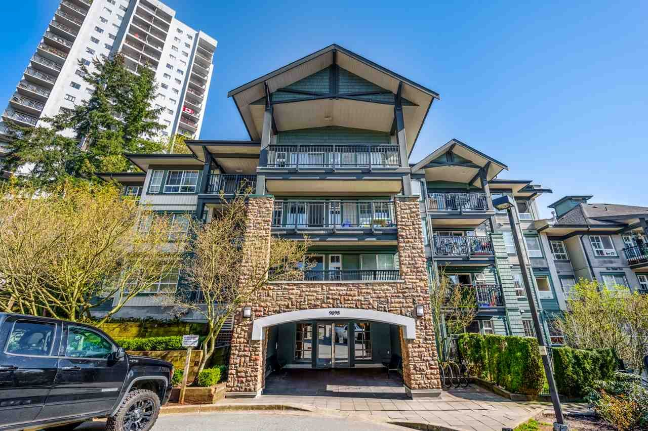 Main Photo: 216 9098 HALSTON Court in Burnaby: Government Road Condo for sale (Burnaby North)  : MLS®# R2570263