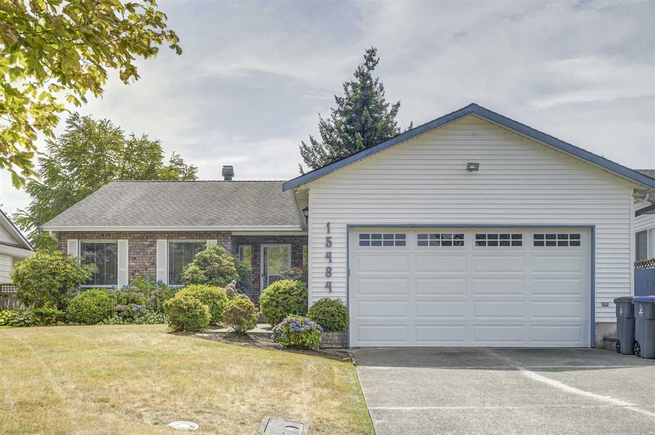 Main Photo: 15484 19 Avenue in Surrey: King George Corridor House for sale (South Surrey White Rock)  : MLS®# R2398510