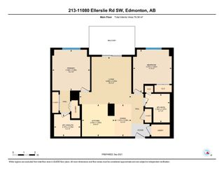 Photo 37: 213 11080 ELLERSLIE Road in Edmonton: Zone 55 Condo for sale : MLS®# E4263614