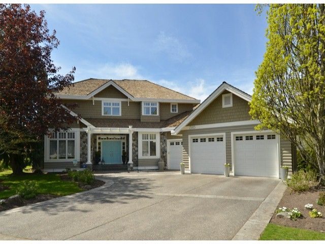 Main Photo: Home for sale - 2585 138A Street, Surrey, BC