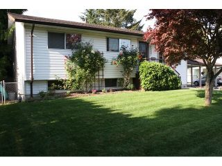 Photo 1: 34573 YORK Avenue in Abbotsford: Abbotsford East House for sale : MLS®# F1412525