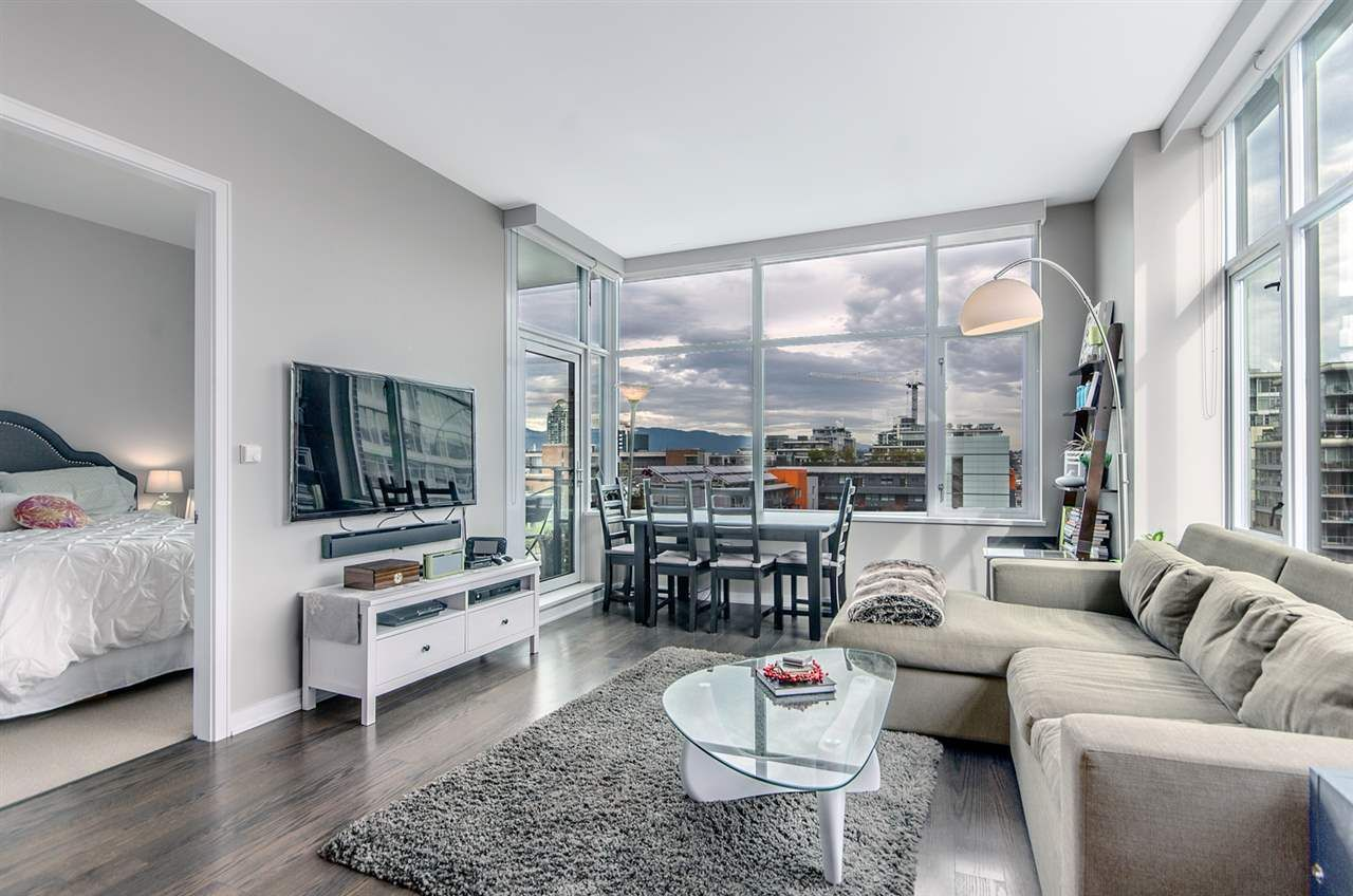 """Main Photo: 1004 181 W 1ST Avenue in Vancouver: False Creek Condo for sale in """"MILLENIUM WATERS"""" (Vancouver West)  : MLS®# R2053055"""