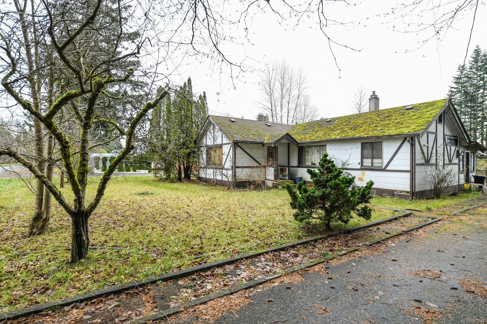 Main Photo: 1790 15th St in : CV Courtenay City Land for sale (Comox Valley)  : MLS®# 861041
