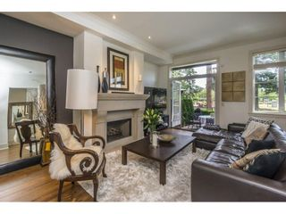 """Photo 3: 527 2580 LANGDON Street in Abbotsford: Abbotsford West Townhouse for sale in """"Brownstones"""" : MLS®# R2083525"""