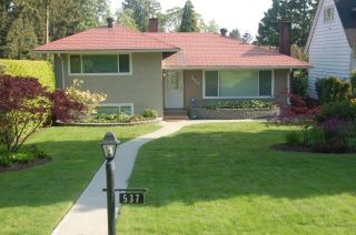 Photo 1: 537 East 19th Street in North Vancouver: Boulevard Home for sale ()