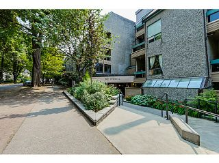 "Photo 2: 410 1500 PENDRELL Street in Vancouver: West End VW Condo for sale in ""PENDRELL MEWS"" (Vancouver West)  : MLS®# V1134010"