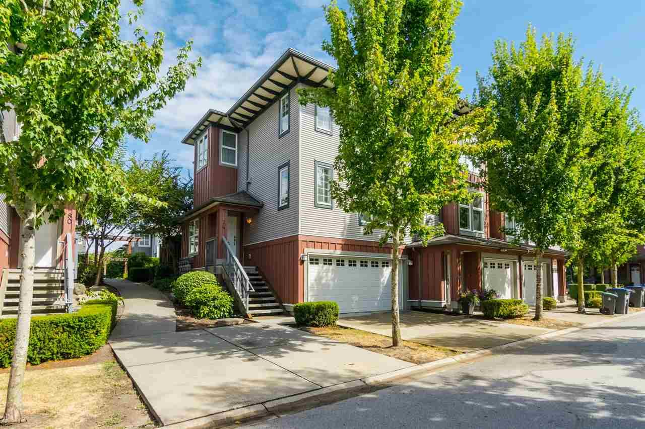 """Main Photo: 74 18777 68A Avenue in Surrey: Clayton Townhouse for sale in """"COMPASS"""" (Cloverdale)  : MLS®# R2200308"""