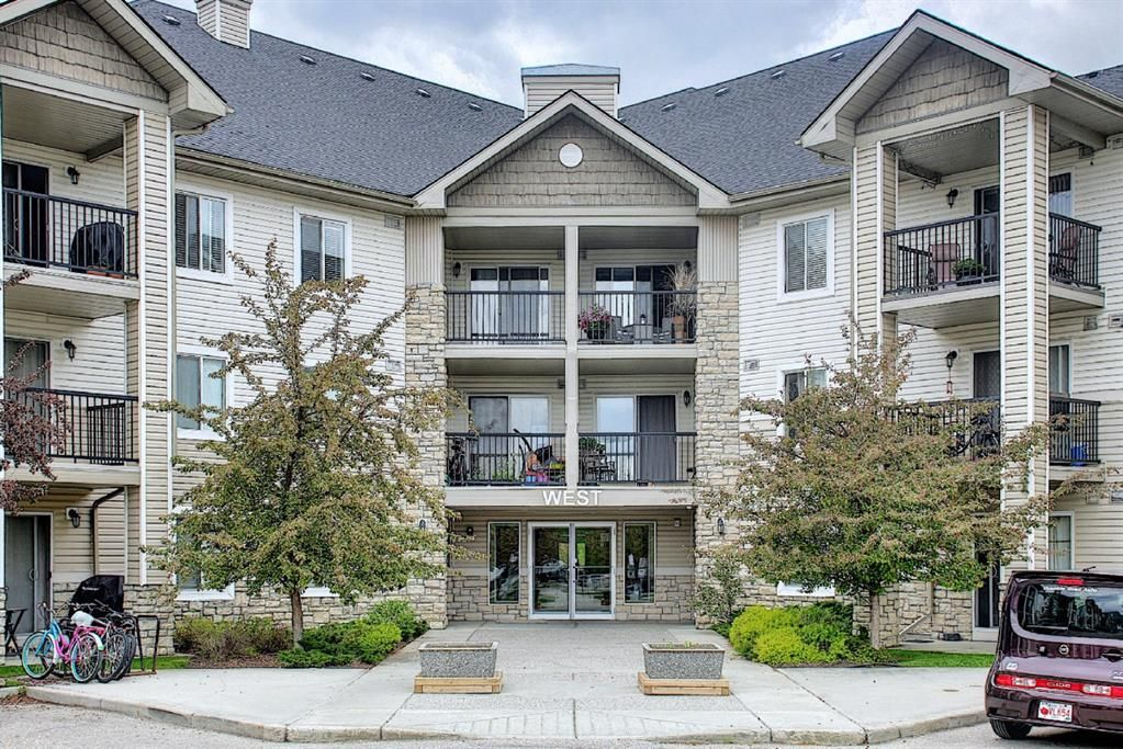 Main Photo: 1319 2395 Eversyde Avenue SW in Calgary: Evergreen Apartment for sale : MLS®# A1117927