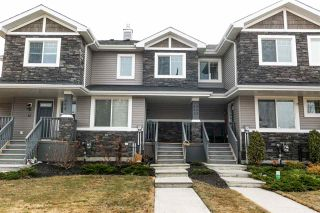 Photo 1: 495 CHAPPELLE Drive in Edmonton: Zone 55 Attached Home for sale : MLS®# E4240150