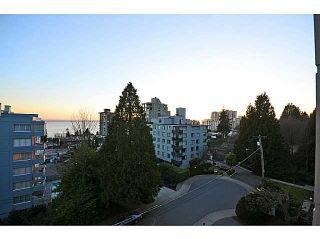 Photo 12: # 602 1737 DUCHESS AV in West Vancouver: Ambleside Condo for sale : MLS®# V1043637