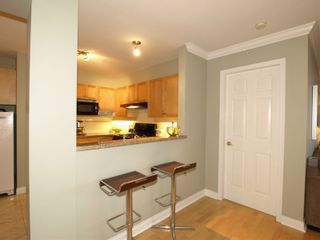 """Photo 4: 101 3629 DEERCREST Drive in North Vancouver: Roche Point Condo for sale in """"DEERFIELD AT RAVENWOODS"""" : MLS®# V803424"""