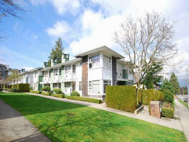 """Main Photo: 9 6539 ELGIN Avenue in Burnaby: Forest Glen BS Townhouse for sale in """"OAKWOOD"""" (Burnaby South)  : MLS®# V1112549"""