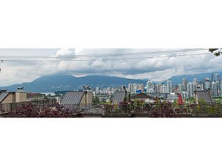"""Photo 4: 314 1236 W 8TH Avenue in Vancouver: Fairview VW Condo for sale in """"Galleria II"""" (Vancouver West)  : MLS®# V1066681"""