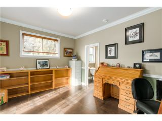 Photo 4: 837 WYVERN AV in Coquitlam: Coquitlam West House for sale : MLS®# V1100123