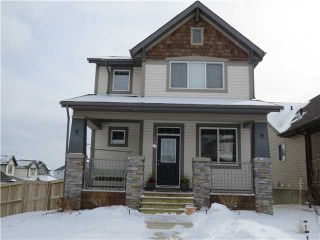 Photo 1: 159 Sunset Cove: Cochrane Residential Detached Single Family for sale : MLS®# C3605840