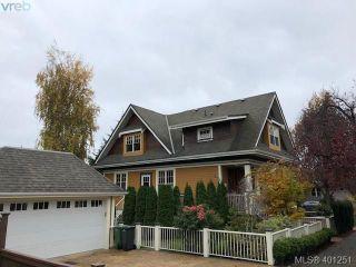Photo 2: 433 Montreal St in VICTORIA: Vi James Bay Half Duplex for sale (Victoria)  : MLS®# 800702