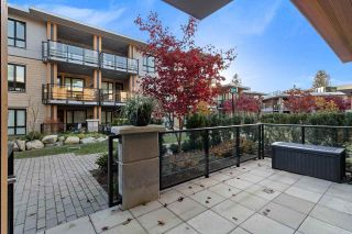 "Photo 22: 209 1055 RIDGEWOOD Drive in North Vancouver: Edgemont Townhouse for sale in ""CONNAUGHT"" : MLS®# R2552673"
