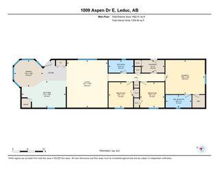 Photo 31: 1009 Aspen Drive: Leduc Mobile for sale : MLS®# E4232582