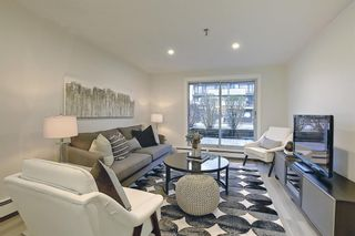 Main Photo: 101 1735 11th Avenue SW in Calgary: Sunalta Apartment for sale : MLS®# A1103460