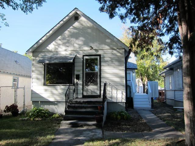 Main Photo: 325 Victoria Avenue West in WINNIPEG: Transcona Residential for sale (North East Winnipeg)  : MLS®# 1219815