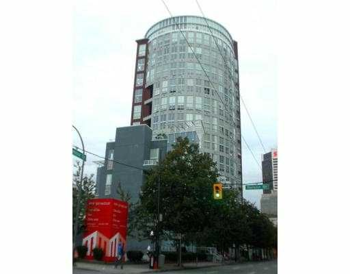 "Main Photo: 933 SEYMOUR Street in Vancouver: Downtown VW Condo for sale in ""THE SPOT LOFTS"" (Vancouver West)  : MLS®# V624829"