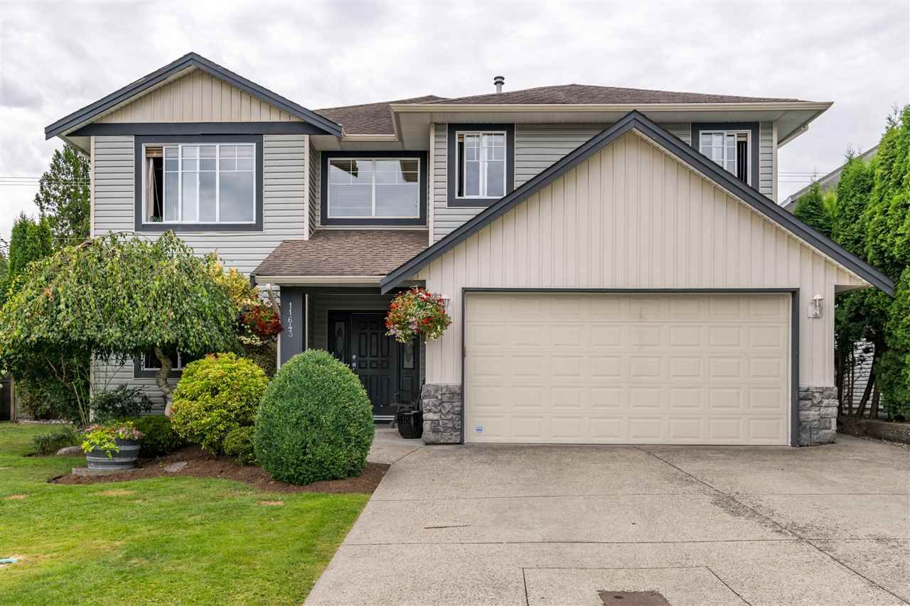 Main Photo: 11643 232A Street in Maple Ridge: Cottonwood MR House for sale : MLS®# R2394642