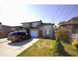 Main Photo: 7551 16TH Avenue in Burnaby: Edmonds BE 1/2 Duplex for sale (Burnaby East)  : MLS®# V777685