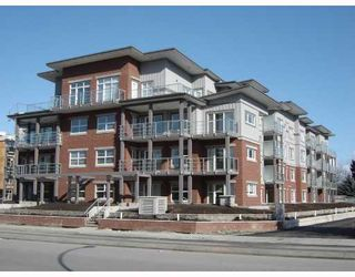 """Photo 1: 405 2488 KELLY Avenue in Port_Coquitlam: Central Pt Coquitlam Condo for sale in """"SYMPHONY"""" (Port Coquitlam)  : MLS®# V692361"""