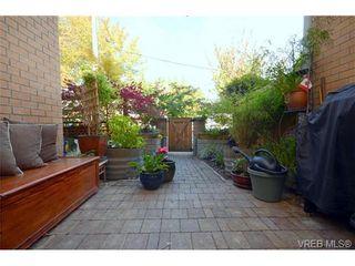 Photo 14: 103 1035 Sutlej St in VICTORIA: Vi Fairfield West Condo for sale (Victoria)  : MLS®# 713889