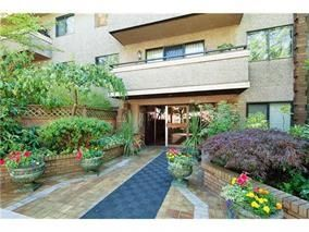 Main Photo: 303 2935 SPRUCE Street in Vancouver: Fairview VW Condo for sale (Vancouver West)  : MLS®# R2131963