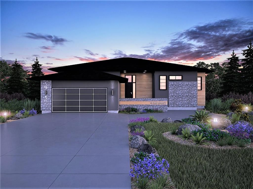Home is to be built. This is a 3D conceptual design.